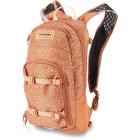 Dakine Session 8l Backpack Women, marron/orange